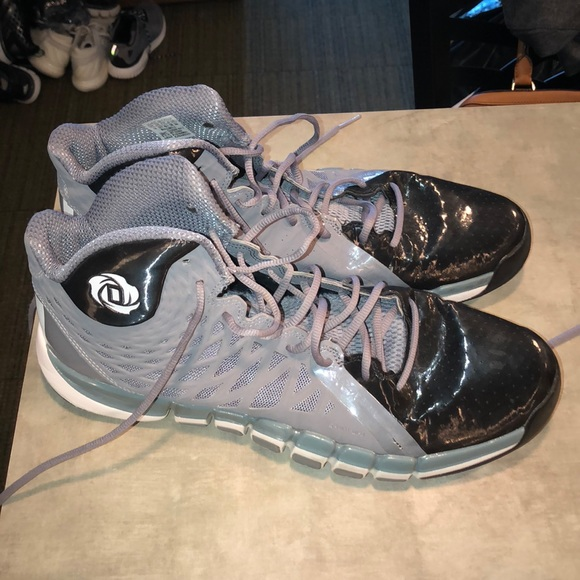 new product 07fe5 47b49 adidas Other - Mens Adidas Derrick Rose Basketball Shoes Vintage